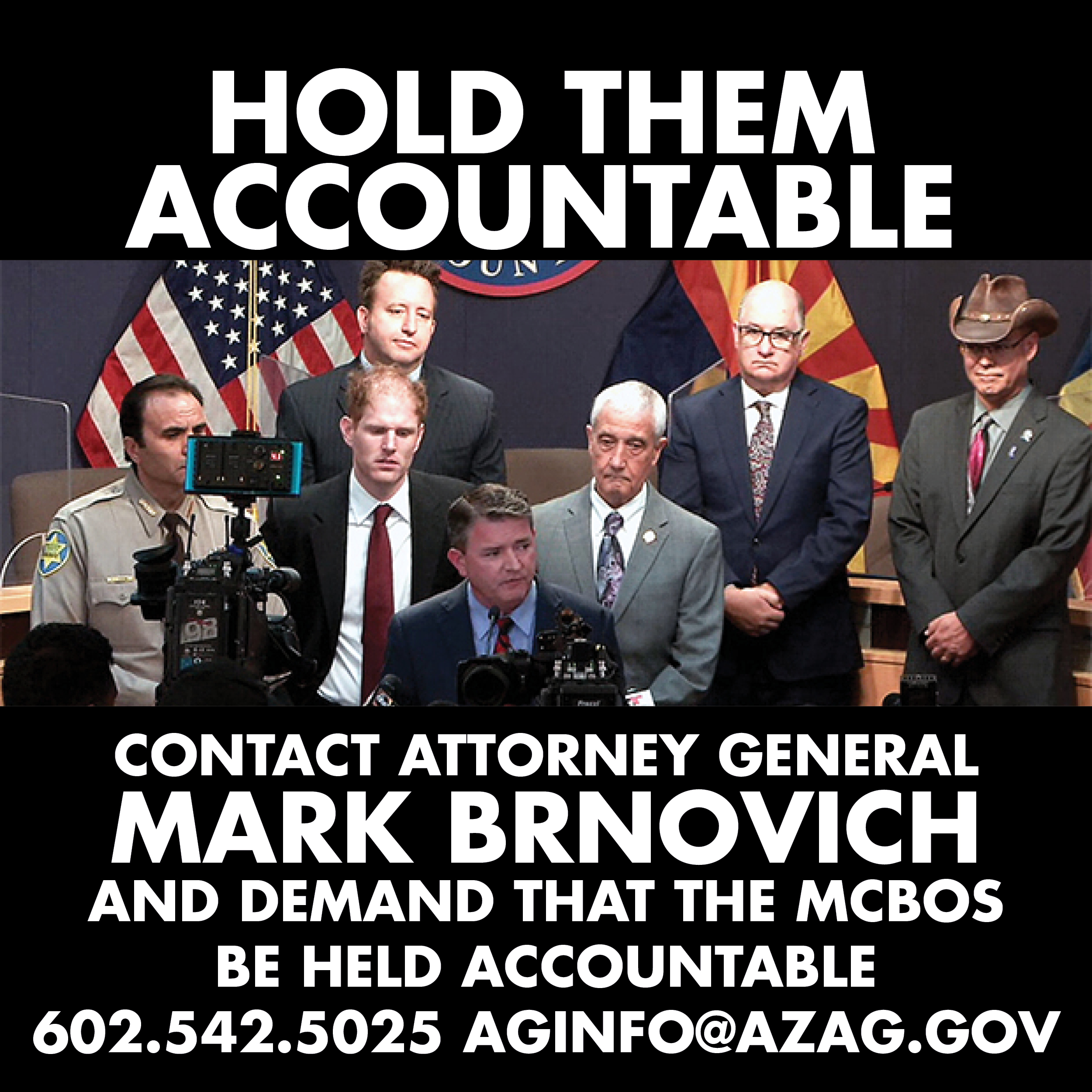 Hold Them Accountable
